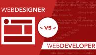 الفرق بين الWeb Designer و الWeb Developer