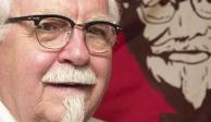 هارلند دافيد ساندرز، مؤسس مطاعم كنتاكي للدجاج المقلي